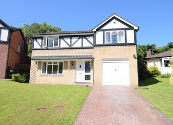 Thumbnail 5 bed detached house for sale in Gifford Close, Two Locks, Cwmbran