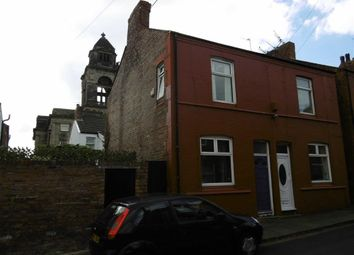Thumbnail 2 bed terraced house for sale in Wilson Avenue, Wallasey, Wirral