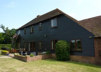 Thumbnail 5 bed barn conversion to rent in Cranbrook Road, Frittenden, Cranbrook