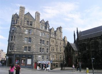 Thumbnail 1 bed flat to rent in Upper Bow, Edinburgh
