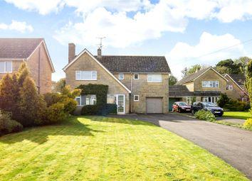 Thumbnail 4 bed detached house for sale in Hiatt Road, Minchinhampton, Stroud, Gloucestershire