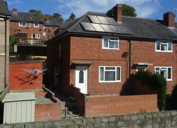 Thumbnail 3 bed end terrace house for sale in 16, Bron-Y-Buckley, Welshpool, Powys