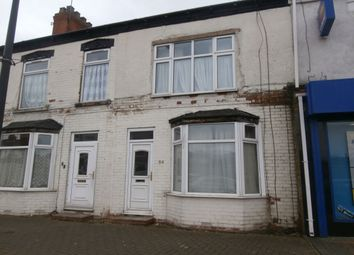 Thumbnail 2 bedroom terraced house for sale in New Bridge Road, Hull