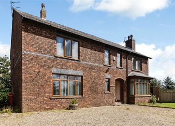 Thumbnail 4 bed detached house for sale in High Lane, Burscough, Ormskirk, Lancashire