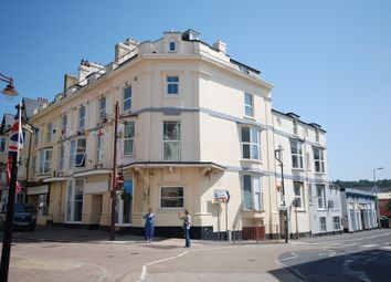 Thumbnail 1 bed flat to rent in Harbour Road, Seaton, Devon