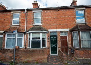 Thumbnail 2 bed terraced house for sale in Connaught Road, Newbury