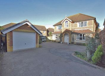 Thumbnail 4 bed detached house for sale in Brooker Close, Boughton Monchelsea, Maidstone