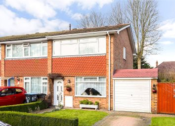 Thumbnail 2 bed end terrace house for sale in Ryelands Close, Caterham, Surrey