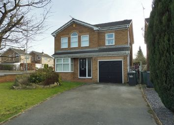 Thumbnail 4 bed detached house for sale in Broadoaks Road, Dinnington, Sheffield