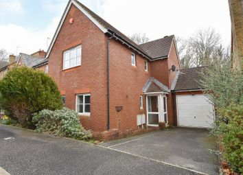 Thumbnail 3 bed detached house for sale in Newts Way, St. Leonards-On-Sea