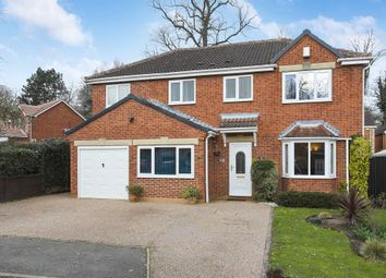 Thumbnail 5 bed detached house for sale in Harwood Close, Sandal, Wakefield
