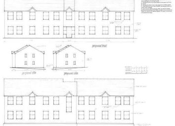 Thumbnail Land for sale in Greenfield Road, Holywell