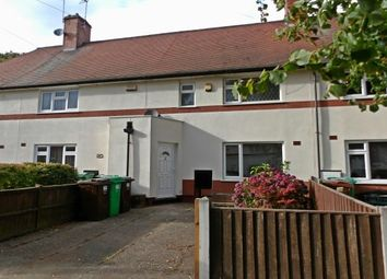 Thumbnail 4 bed terraced house to rent in Longford Crescent, Nottingham