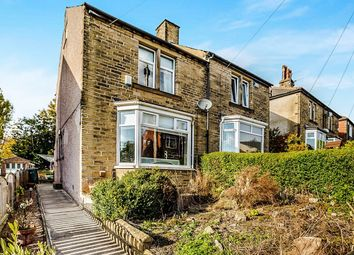 Thumbnail 2 bedroom semi-detached house for sale in Heatherfield Crescent, Marsh, Huddersfield