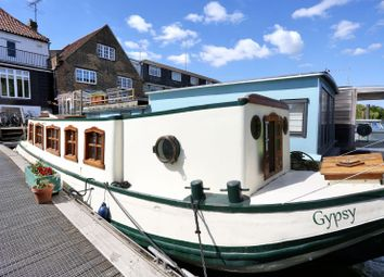 Thumbnail 1 bed houseboat for sale in Burgoine Quay, Kingston Upon Thames