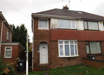 Thumbnail 3 bedroom semi-detached house for sale in Edenhurst Road, Longbridge, Birmingham, West Midlands