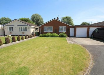 Thumbnail 3 bed detached bungalow for sale in Tealsbrook, Swindon, Wiltshire