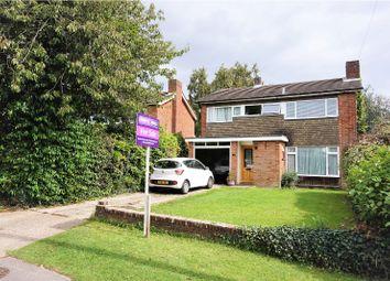 Thumbnail 5 bedroom detached house for sale in Heathfield Avenue, Fareham