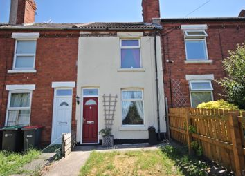 Thumbnail 2 bed terraced house to rent in Station Road, Selston