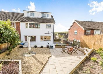 Thumbnail 4 bed semi-detached house for sale in Cliffe Drive, Whittle-Le-Woods, Chorley