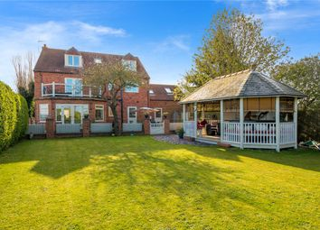 Thumbnail 7 bed detached house for sale in Honington Road, Barkston, Grantham
