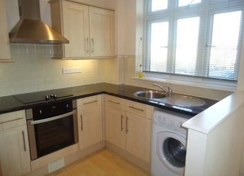 Thumbnail 1 bed flat to rent in Knowsley Road, Cosham, Portsmouth