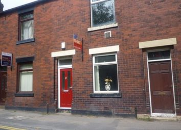 Thumbnail 2 bedroom terraced house to rent in Queensway, Rochdale