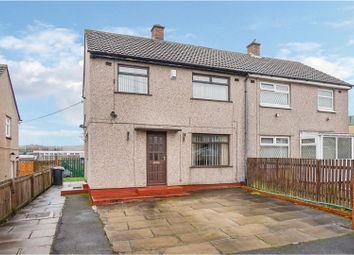 Thumbnail 3 bedroom semi-detached house for sale in Teddington Avenue, Dalton, Huddersfield