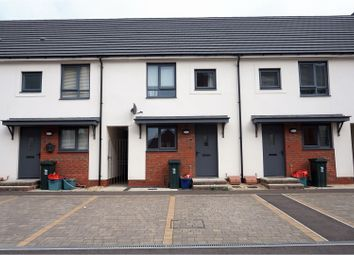 Thumbnail 2 bed terraced house for sale in Alicia Crescent, Newport