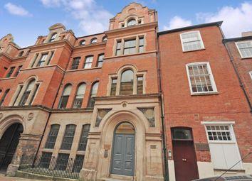 Thumbnail 1 bed flat to rent in The Stoneyard, Plumptre Street, Nottingham