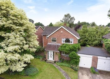 Thumbnail 4 bed link-detached house for sale in Finchampstead Road, Finchampstead, Berkshire