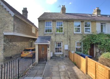 Thumbnail 2 bed end terrace house to rent in Hinton Way, Great Shelford, Cambridge