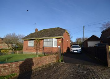 Thumbnail 2 bed detached bungalow for sale in Bittles Green, Motcombe, Shaftesbury