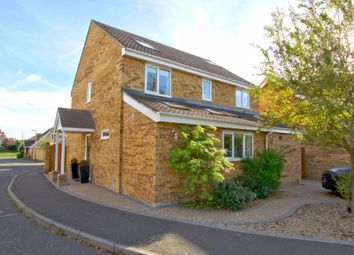 Thumbnail 5 bed detached house for sale in The Squires Field, Great Wilbraham, Cambridge