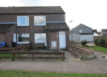 Thumbnail 1 bed flat for sale in Redcraig Road, East Calder, Livingston