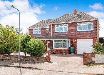 Thumbnail 6 bed detached house for sale in Sea View Road, Cliffsend, Ramsgate