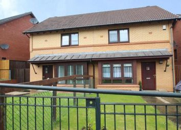 Thumbnail 2 bed semi-detached house for sale in Bellrock View, Glasgow