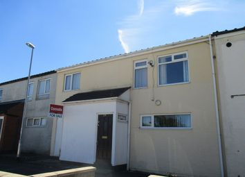 Thumbnail 3 bedroom town house for sale in Grantham Walk, Corby