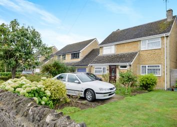 Thumbnail 5 bed detached house for sale in Wicks Close, Clanfield, Bampton