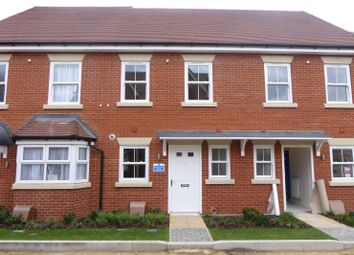 Thumbnail 2 bed terraced house to rent in Haden Square, Reading