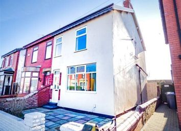Thumbnail 3 bed semi-detached house to rent in Vicarage Lane, Blackpool, Lancashire