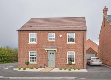 Thumbnail 3 bedroom property for sale in Protheroe Road, Anstey, Leicester