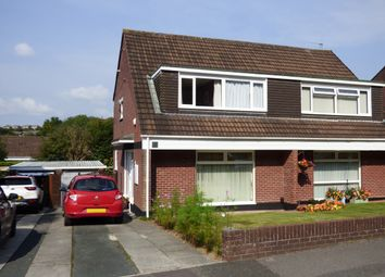 4 bed semi-detached house for sale in Greenlees Drive, Plympton, Plymouth PL7