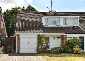 Thumbnail 3 bed semi-detached house for sale in Cheviot Road, Sandhurst, Berkshire