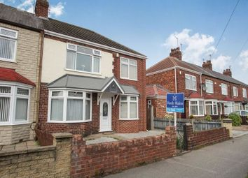 Thumbnail 4 bed terraced house for sale in Lomond Road, Hull