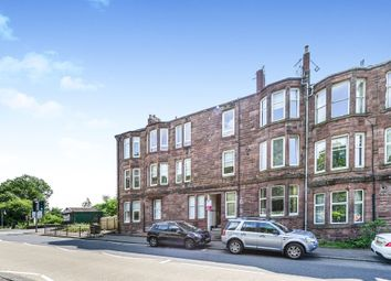 Thumbnail 1 bedroom flat for sale in Dumbarton Road, Bowling, Glasgow