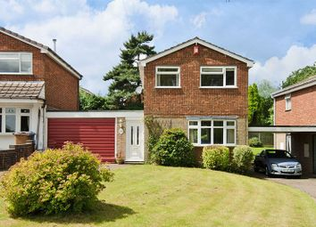 Thumbnail 3 bed detached house for sale in Linden Avenue, Chase Terrace, Burntwood