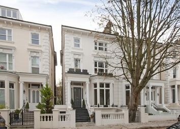 Thumbnail 4 bedroom flat to rent in Belsize Square, London