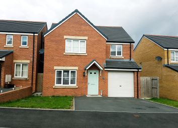 Thumbnail 4 bed detached house for sale in Cilgant-Y-Lein, Pyle