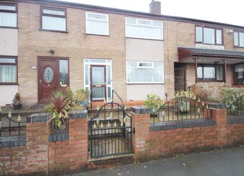 Thumbnail 3 bed terraced house for sale in Oakfield Close, Thatto Heath, St Helens